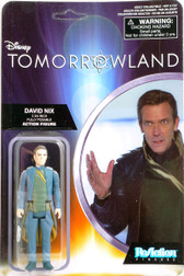 Disney Tomorrowland ReAction David Nix figure Funko 053291