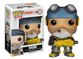 Pop Games Evolve 39 Hank figure Funko 052911