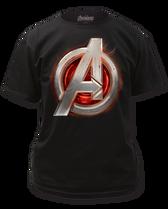 parent Marvel Avengers Age of Ultron Assemble T-Shirt large