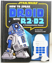 How to Speak Droid with R2-D2: A Communication Manual (Star Wars) Hardcover