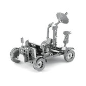 Metal Earth Apollo Lunar Rover 3D Metal  Model + Tweezer  010947