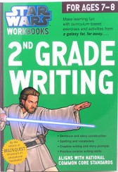 Star Wars Workbook 2nd Grade Writing 17813