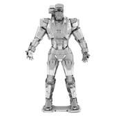 Metal Earth Avengers War Machine 3D Metal  Model + Tweezer  33236