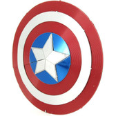 Metal Earth Avengers Captain America's Shield 3D Metal  Model + Tweezer