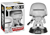Pop Star Wars EP7 67 First Order Snowtrooper figure Funko 6223