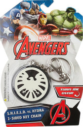 Marvel Agents of S.H.I.E.L.D. vs. Hydra Bendable Key Chain 46199