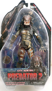 NECA Predators 2010 Movie Series 4 Action Figure City Hunter Predator 14511