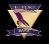 1st Place Bars-Women's Gymnastics