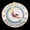 Made it to Regionals-Women's Gymnastics