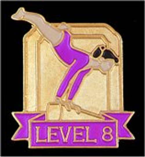 Women's Level 08 (Gold)