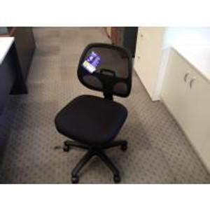 Mesh Back F/Ergo Chair
