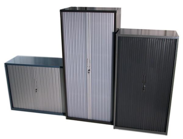 Tambour Door Cupboards from