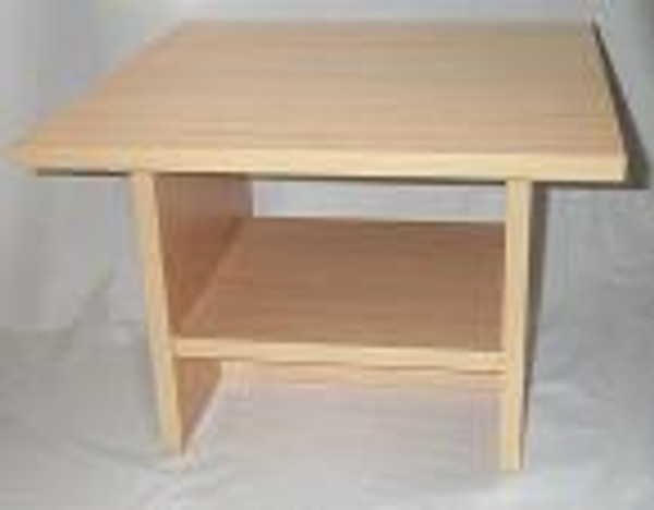 600 x 600 with Magazine Rack and in Select Beech