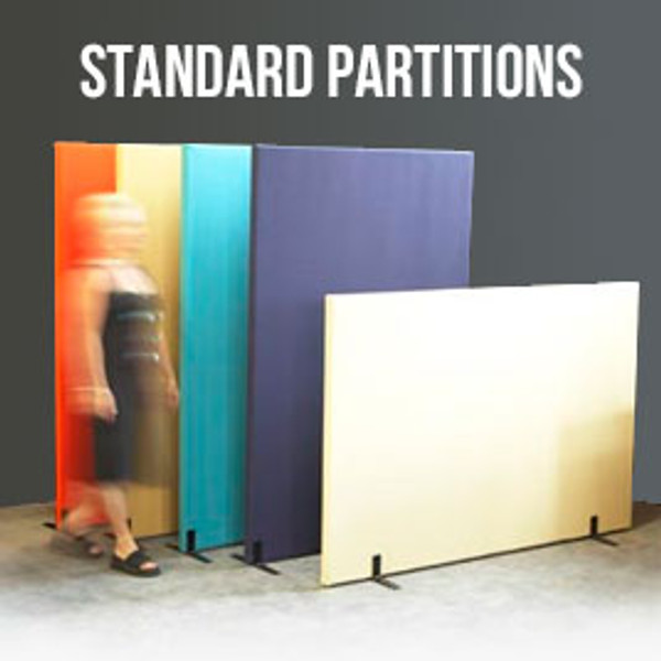 Freestanding Partitions various sizes available Priced from