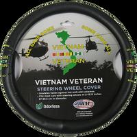 Steering Wheel Cover - Vietnam Veteran