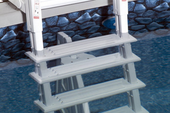 Ladder - 48-52 Deluxe In-Pool - Actual Photo 1