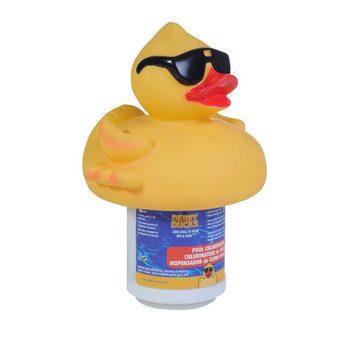 Chlorine Dispenser - Derby Duck - Out of Box