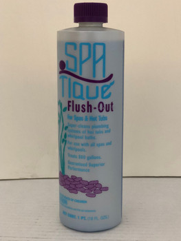 Spa Tique Flush Out - In Box
