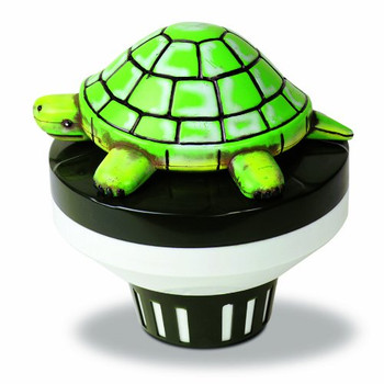 Chlorine Dispenser - Turtle - Out of Box