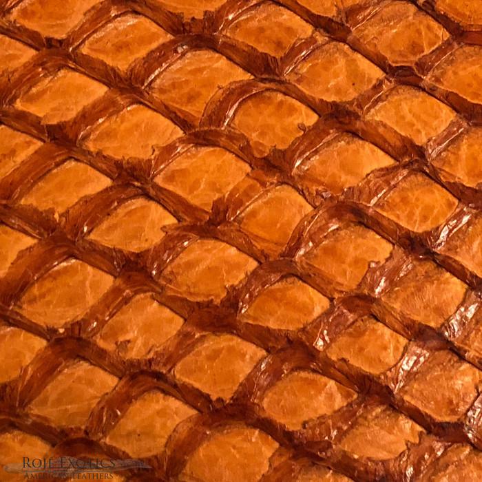 Pirarucu (Arapaima) Cognac Glazed-  XL