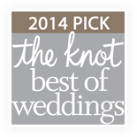 2014 Pick - The Knot, Best of Weddings