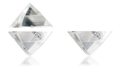 Splitting the Diamond