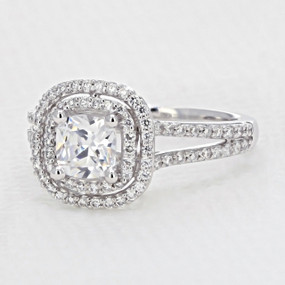 Halo Engagement Ring (FG482)