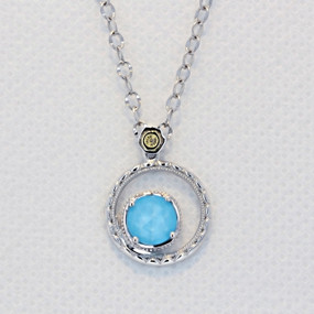 Tacori Island Rains Fashion Necklace (SN14005)