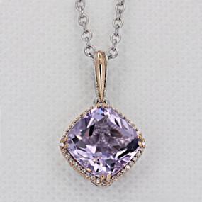 Tacori Lilac Blossoms Fashion Necklace (SN176P13)