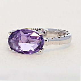 Tacori Lilac Blossoms Fashion Ring (SR13901)