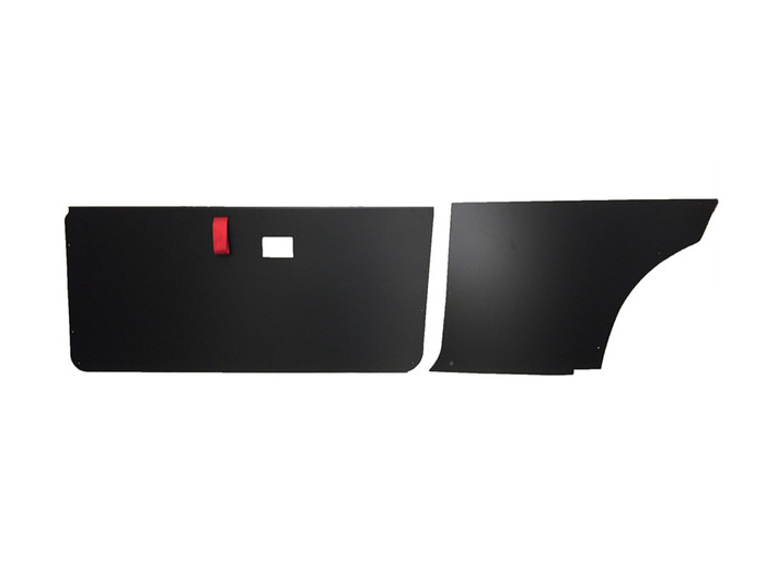 E30 Coupe Door + Rear Quarters Panels (set of 4)