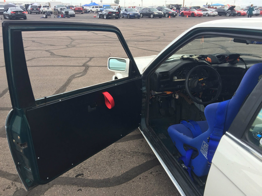 E30 Coupe Door + Rear Quarters Panels (set of 4)