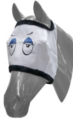 Showman® Sleepy Eyes Mesh Fly Mask