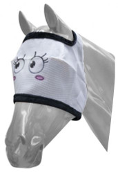 Showman® Pretty Girl Mesh Fly Mask