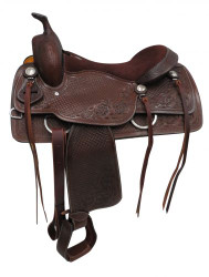 "16"" Circle S Pleasure style saddle..."