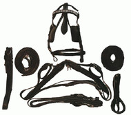 Nylon Driving Harness Complete Set