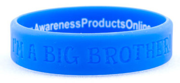 I'm a Big Brother Wristband