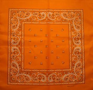 Orange Bandana