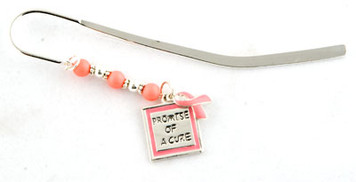 Pink Ribbon Bookmark