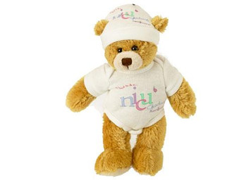 March of Dimes NICU Bear
