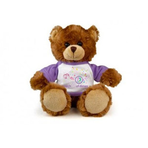 March of Dimes 75th Anniversary Bear