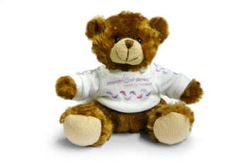 March of Dimes March for Babies Bear