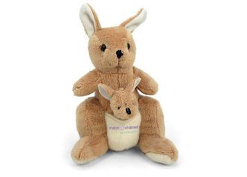 March of Dimes Mama & Baby Kangaroo Plush