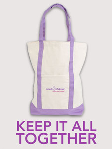 March of Dimes March for Babies Tote Bag