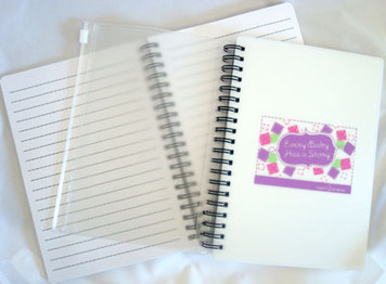March of Dimes Every Baby Has A Story Journal Notebook