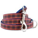 Plaid Dog Leash, Frazer Scottish Tartan