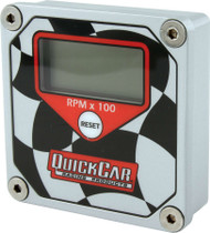 QuickCar LCD Digital Tachometer