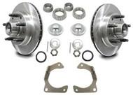 Hybrid Brake Rotor Kit