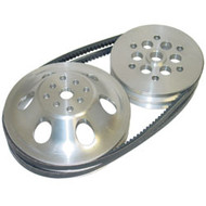 Aluminum Pulley Kit