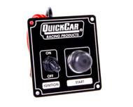 QuickCar Ignition Control Panel Black 1